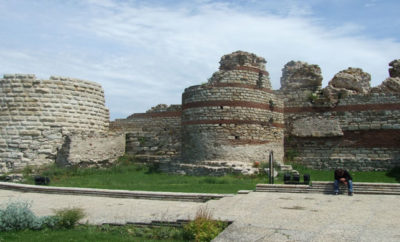 Archeological places near Burgas