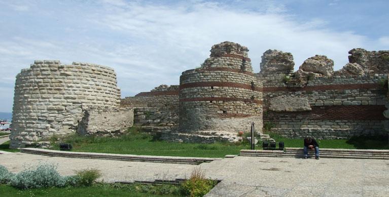 Archeological places near Burgas