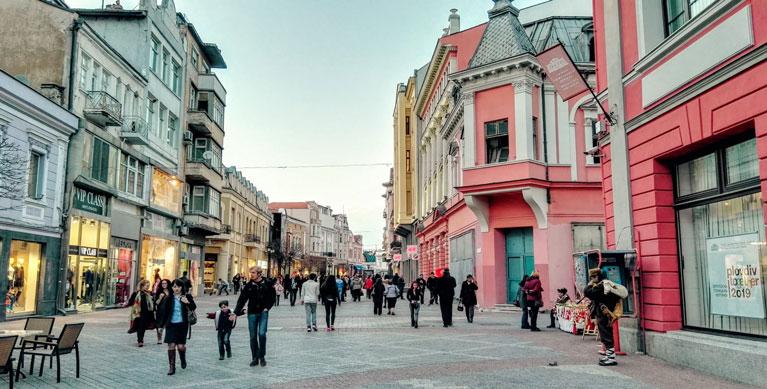 Plovdiv city guide