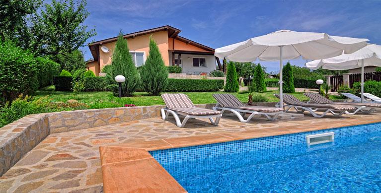 Seaside Holiday Villas in Bulgaria