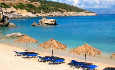 Piaszczyste plaże południowego wybrzeża Czarnomorskiego