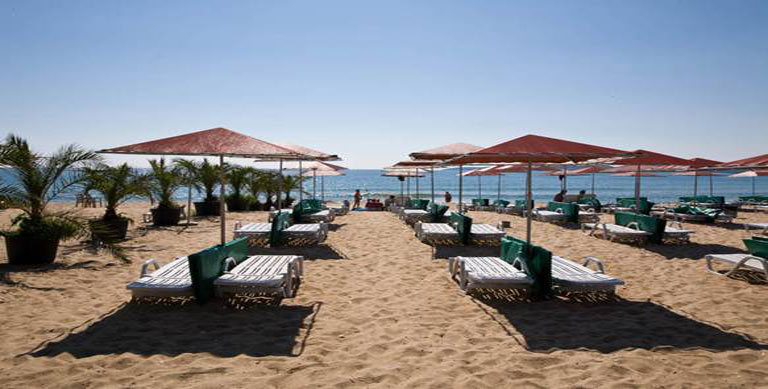 Top Bulgarian sandy beaches