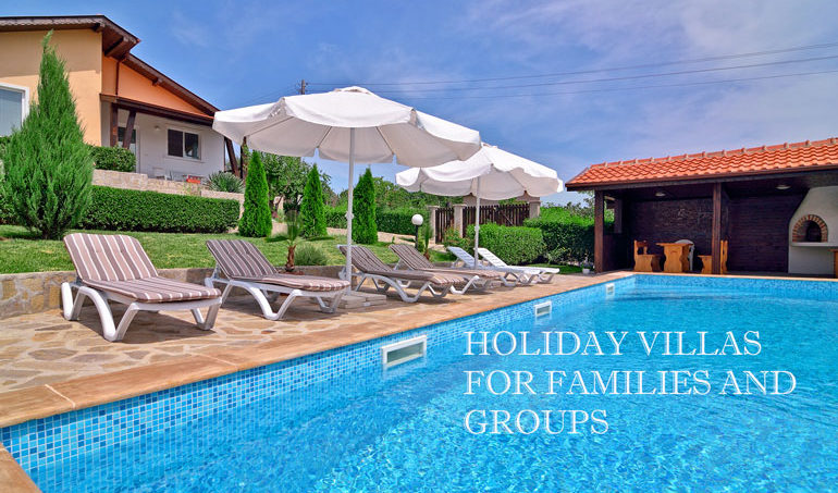 Cost of villa holiday in Bulgaria