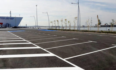 How to find parking space in Burgas