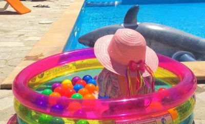 Holiday villa with pool vs Hotel room