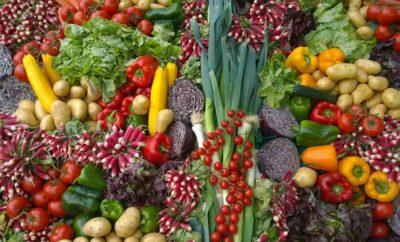Cost of  vegetables in Bulgaria