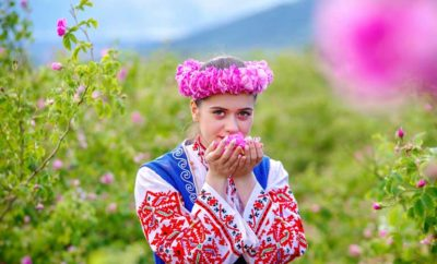 The Bulgarian Rose Valley & Festival