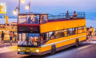 Sunny Beach bus timetable