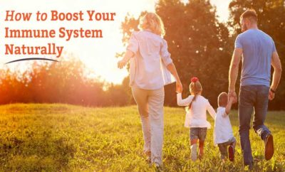 How to boost immune system naturally